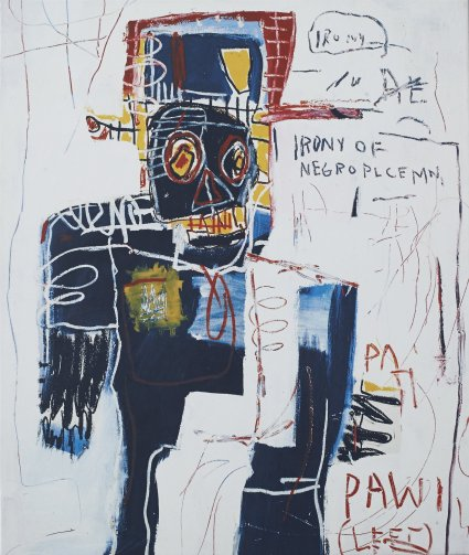 Jean-Michel Basquiat - Now's the Time