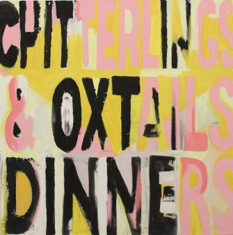 Untitled (Dinners) by Carris Adams