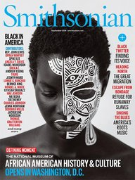 smithsonian mag - sept 2016