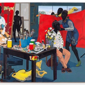 Kerry James Marshall's 'Mastry' at The Met Headlines Fall Season, 50+ Exhibitions Featuring Black Artists