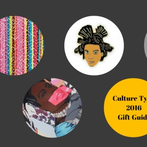 2016 Holiday Gift Guide: 30 Objects Inspired by the Work of African American Artists
