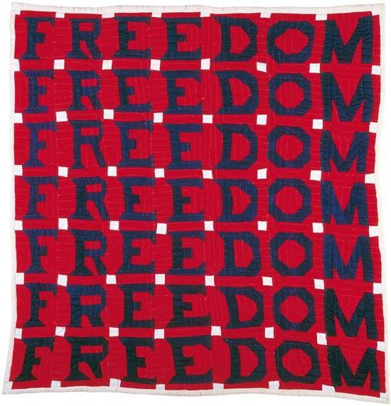jessie-b-telfair-freedom-quilt-1983