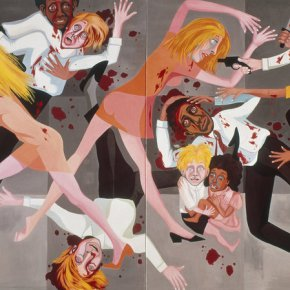 Faith Ringgold Painting Covers Artforum, Inside Kerry James Marshall Writes About 'Black Artists in Unexpected Places'