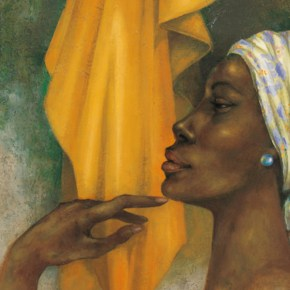 Pomegranate is Publishing 2018 Calendar Devoted to Paintings by Eldzier Cortor, More Products Featuring African American Artists on Horizon