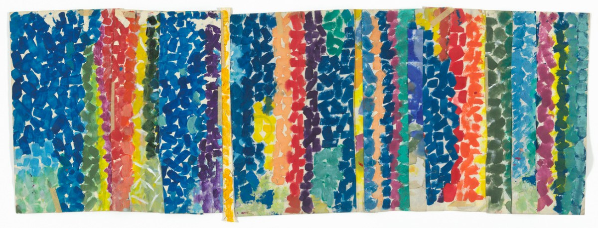 Celebrating Earth Day with Alma Thomas's Nature-Inspired 'Earth' Paintings