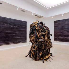 Artist and Citizen: Mark Bradford Presents His Democratic Vision at Venice Biennale