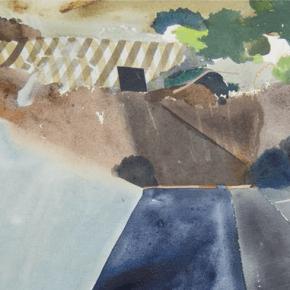 A 'Passionate Experimentalist,' Painter Phillip J. Hampton Began His Career as a Trailblazer