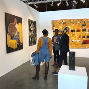 1:54 Contemporary African Art Fair: New Talent, Important Symbolism - Relatively Small New York Fair Has Big Impact
