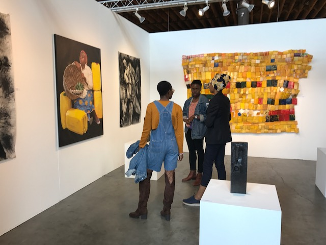 1 54 contemporary african art fair new talent important for Craft fair nyc 2017