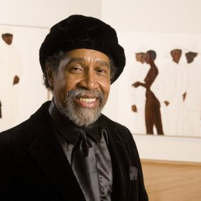 Artist Barkley L. Hendricks Received a Posthumous Faculty Award From Connecticut College Where He Taught for Nearly Four Decades