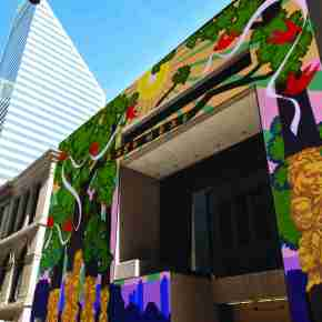 Kerry James Marshall Mural is Monumental Tribute to Women Who Have Shaped Chicago's Cultural Arts Scene