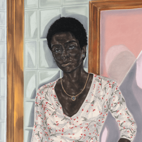Known for Her Conceptual Portraiture, Toyin Ojih Odutola's First Solo Museum Show in New York Opens at the Whitney Oct. 20