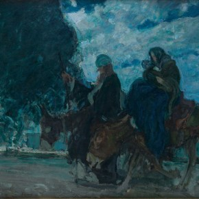 Auction Results: Painting is Alive and Well at Latest Swann African-American Fine Art Sale