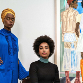 Survey: The Latest News in African American Art and Beyond, Dec. 3, 2017