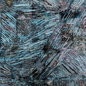 New Mark Bradford Exhibition Features Tribute to Fellow Abstract Painter Jack Whitten: 'It Was Comforting Because I Could Look at a Lineage'