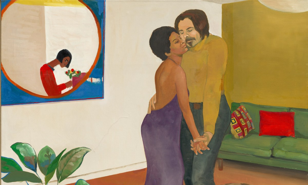 Cleveland Museum of Art Has Acquired a Significant Painting by Emma Amos