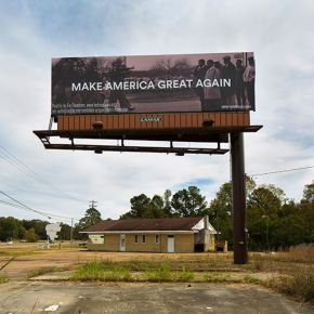 Latest News in African American Art: Nationwide Campaign Will Fund Political Billboards, Julie Mehretu Joins SFMOMA Board, Henry Taylor Wins De Niro Prize