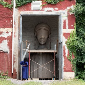 She's a 'Brick House': Simone Leigh's Monumental Vision of a Black Woman is Inaugural Commission for High Line Plinth