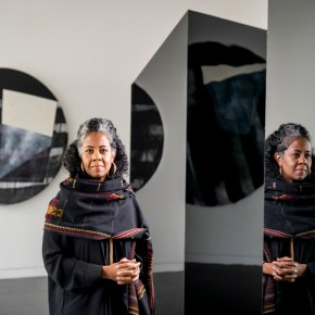 Latest News in African American Art: Ntozake Shange Has Died, Torkwase Dyson at Colby College, Dutch Pavilion at 2019 Venice Biennale & More