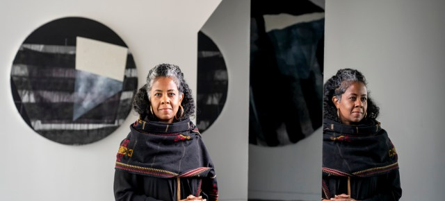 Torkwase Dyson, Whose Work Grapples with Black Spacial Politics, Wins Studio Museum's 2019 Wein Artist Prize