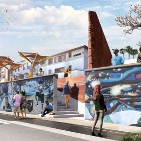 Latest News in African American Art: Crenshaw Getting Outdoor Museum, Sotheby's Supports Black Film Exhibition, Shirley Chisholm Monument & More