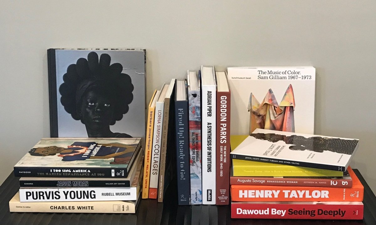Culture Type Picks: 18 Best Black Art Books of 2018
