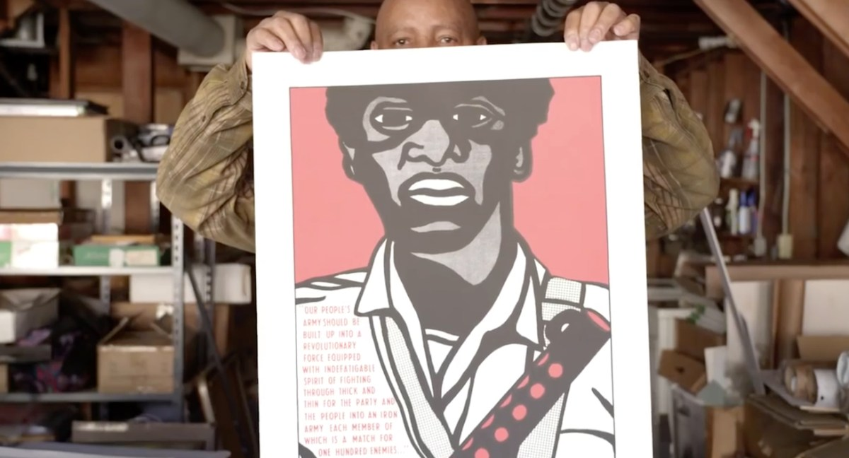 Emory Douglas: 'I Was the Revolutionary Artist of the Black Panther Party'