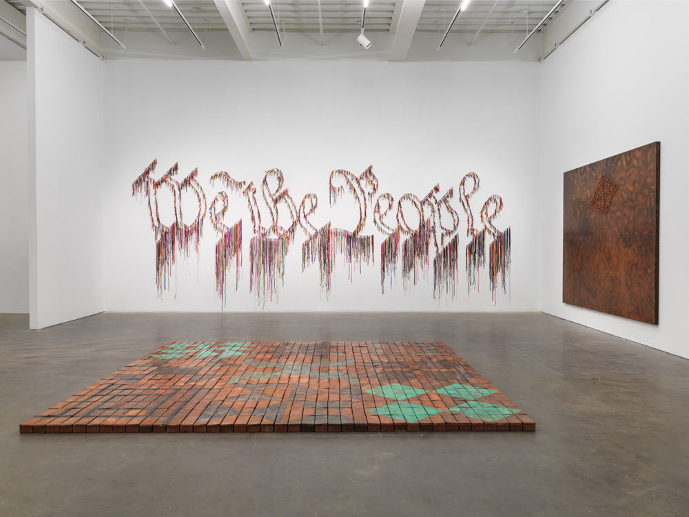 Nari Ward in New York: The Artist's First Museum Survey in the City Showcases His Reinvention of Local Found Materials