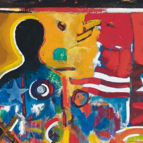 On View: 'David Driskell: Resonance, Paintings 1965-2002' at DC Moore Gallery, New York