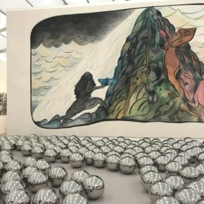 Scenes From Frieze New York: A Look at African American Art Throughout the Fair
