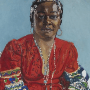 A Portrait of Faith Ringgold Painted by Alice Neel is Jordan Casteel's Favorite Artwork