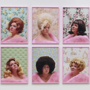 On View: 'Genevieve Gaignard: I'm Sorry I Never Told You That You're Beautiful' at Vielmetter Los Angeles