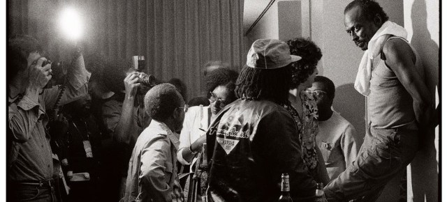 Using His Camera as an Instrument, Frank Stewart Has Been Hanging with Jazz Musicians for Five Decades