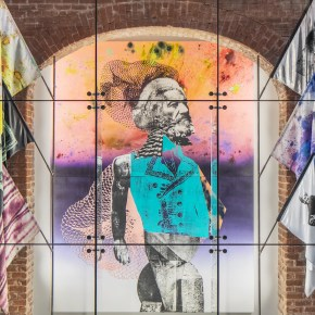 Extraordinary Frederick Douglass Archive Inspired an Exhibition and Ceremonial Tribute Staged by Artist Raphaël Barontini