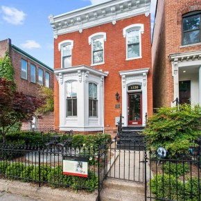 Longtime Home of Artist Alma Thomas For Sale in Washington, D.C., for $2.2 Million+