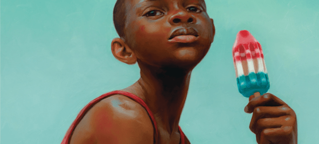 The New Yorker: Kadir Nelson's 'Distant Summer' Cover Invokes Pandemic Protocol, Frivolity of Youth, and American Symbolism