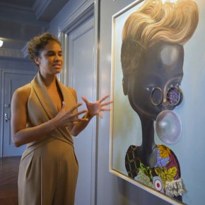 Ballet Icon Misty Copeland is a Budding Collector of African American Art