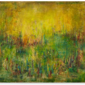 Evening Rhapsody: Norman Lewis Painting Owned by Playwright Lynn Nottage Sells for Near-Record $1.7 Million at Sotheby's