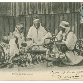 While Traveling the World Documenting Foodways of African Diaspora, Jessica B. Harris Has Been Collecting Vintage Postcards