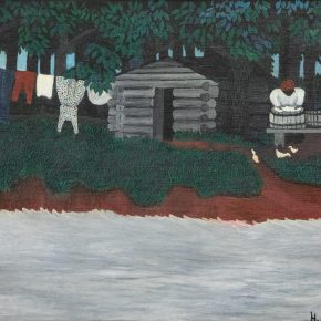 American Folk Art Museum Receives 40 Works From Parsons Collection, Gift Includes Horace Pippin, Bill Traylor, Elijah Pierce, and Clementine Hunter
