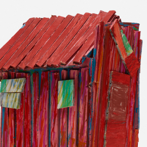Auction Record: 'Miss Lovie's Shack' by Beverly Buchanan Reaches $20K at Rago Sale, Plus Marble Busts by Kehinde Wiley