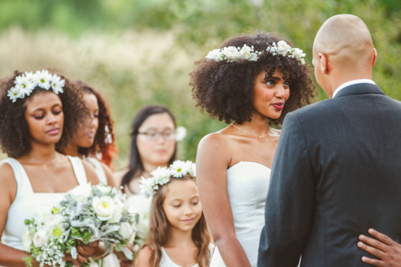 Three Jaw Dropping Indoor Banff Wedding Ceremonies: A Beautiful Botanical Garden Wedding