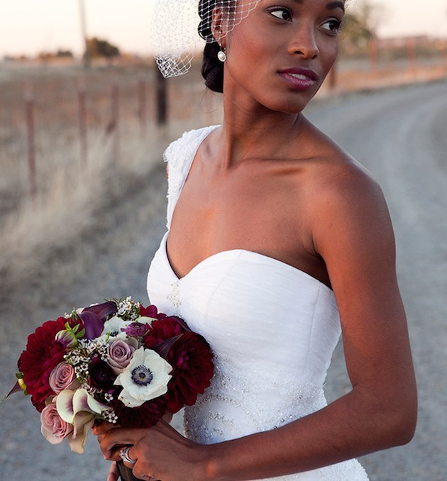 Wedding Style shoot by Erica B Photography
