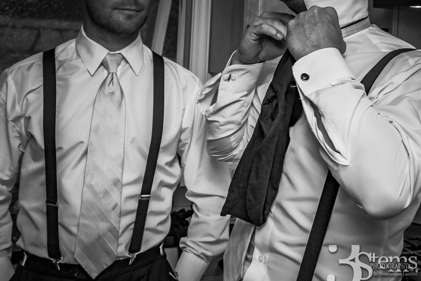 Grooms wedding St elias