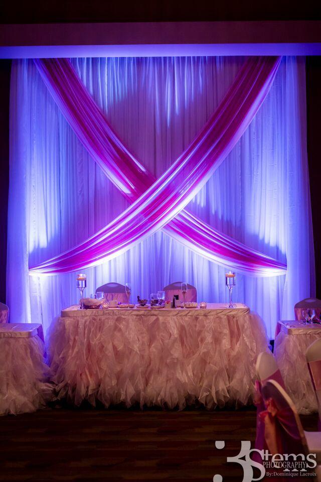 Ottawa wedding decorator