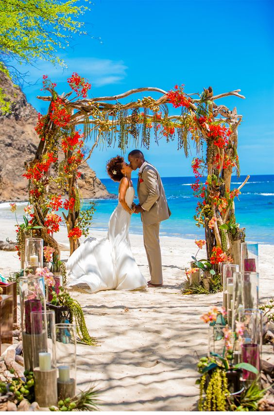 10 Places To Have Your All Inclusive Destination Wedding