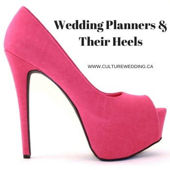 Wedding Planners & Shoes