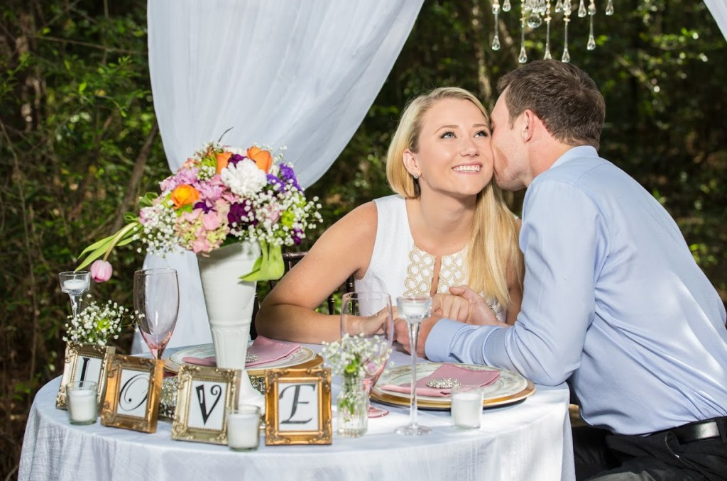 An Elegant Style Shoot by Roxie Bella Event Design