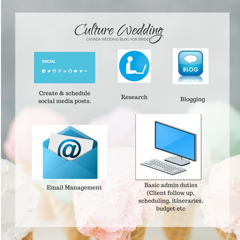 Virtual Wedding Planner: Virtual Assistant For Wedding Professionals