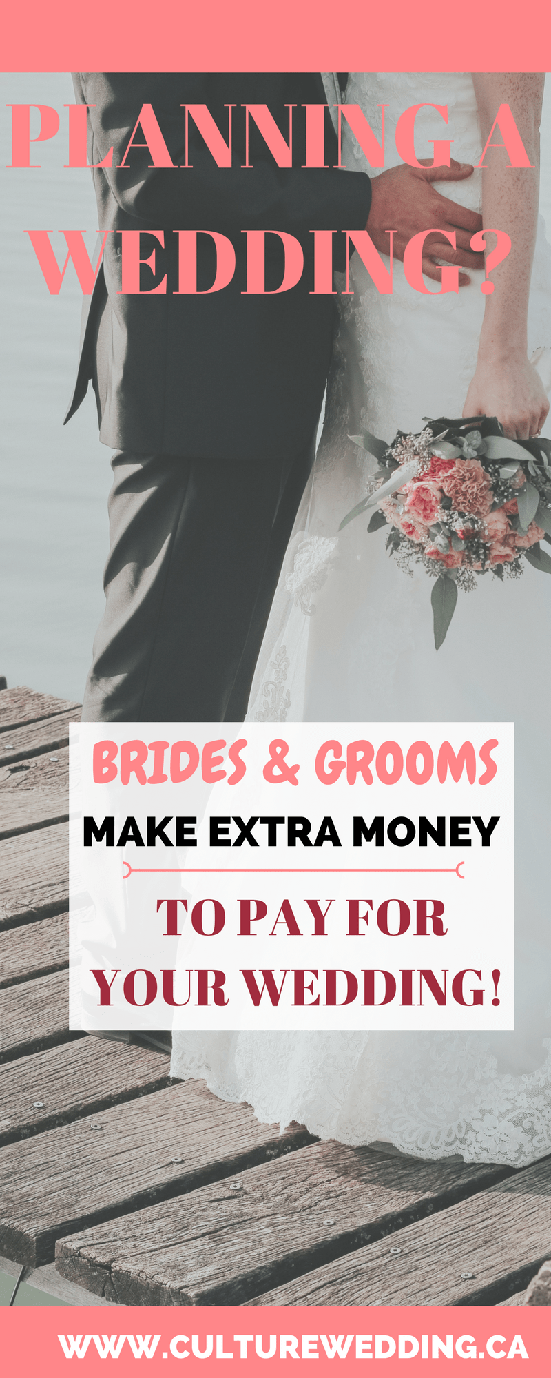10 ways brides grooms can make extra money to pay for their pay for a wedding plan your budget friendly wedding how to plan a wedding junglespirit Image collections